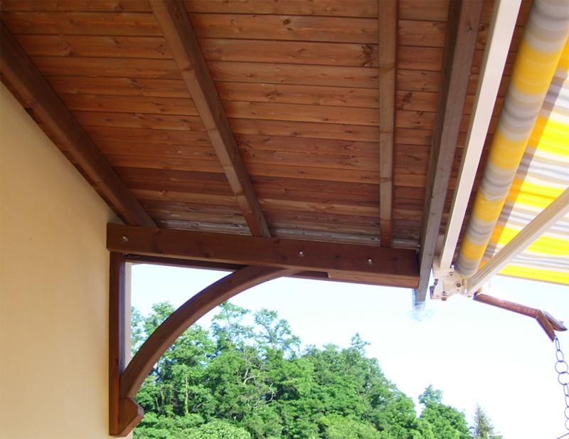Super Pensiline in legno a La Spezia, Genova, Massa Carrara VE36